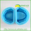 EN-G3 Molde de borracha de silicone azul de alta qualidade para moldes de arcos edêntulosos