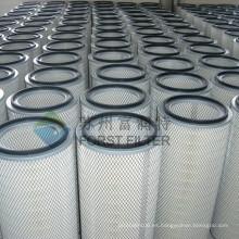 Filtros de aire de polvo Donaldson de alta calidad de FORST de la alta calidad P190911