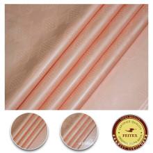 Мягкий Персиковый Цвет 100% Fabirc Хлопка Для Женщин Платья Африканский Жаккардовые Ткани Окрашенные Гвинея Brocade