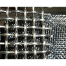 high quality hot-dip galvanized crimped wire mesh