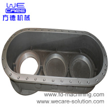 Pièces de robinet en fonte d'acier inoxydable OEM & ODM pour le matériel de cuisine