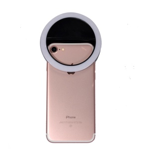 Selfie Ring Flash Light For Mobile Phone