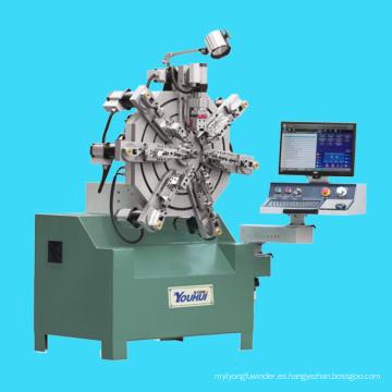 Máquina de bobinado hueco de bobina multifunción automática completa