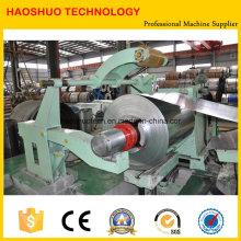 Línea de corte longitudinal de alta precisión de la bobina de acero de alta velocidad