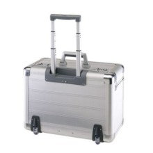 Caja Piloto de Aluminio con Trolley