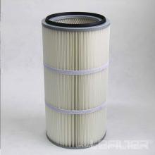 Cartucho de filtro de polvo para colector de polvo