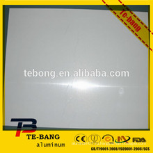 Алюминиевый простой лист с защитной пленкой PE