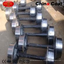 600mm/762mm/900mm Cast Steel Railway Mining Car Wheels