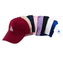 Gorra de béisbol ajustable de moda personalizada para mujer para hombre