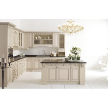 High Gloss Lacquer Painting Kitchen Cabient