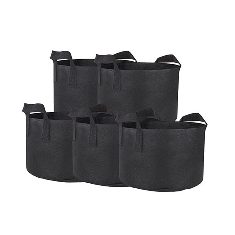 Hydroponics Fabric Plants Grow Bags For Plants