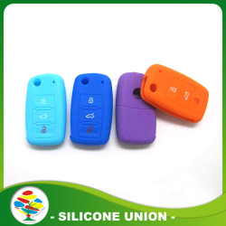 Any Design Silicone Rubber Car Key Cover