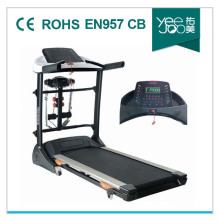 Heiße Model 4.0HP, 1-20 km/H, MP3 & USB & SD Sport Equipment Laufband