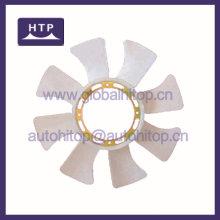 Cuchillas del ventilador del radiador del motor automático PARA HYUNDAI 25261-42900 430MM-137-145-16