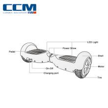 Haute qualité personnalisé vente chaude deux roues auto équilibrage scooter
