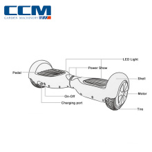 CE certificate Professional custom self balancing scooter