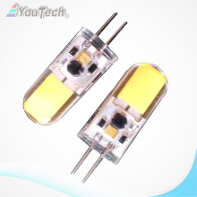 12V COB G4 LED Dimmable Crystal Light 4W