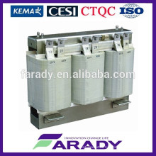 3 Phase solar energy transformer reactor for PV system
