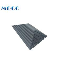 Black PVC/NBR rubber plastic insulation foam tube/pipe