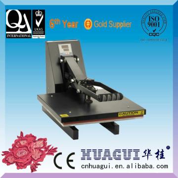 HUAGUI Heat Press Transfer Machine with rhinestone setting function