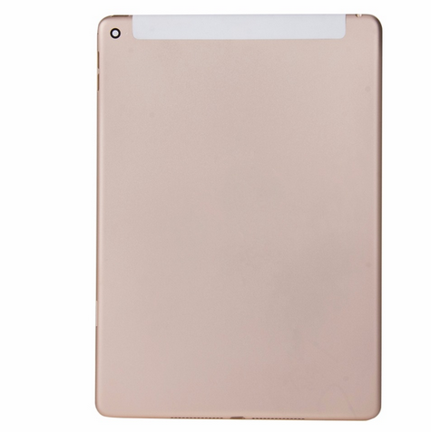 iPad Air 2 back housing gold 1