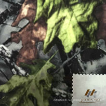 Стретч Привязанная трикотажная ткань (ART # UKT25873)