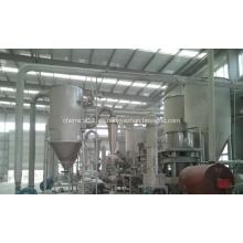 Secador de destello de manganeso y carbonato de manganeso