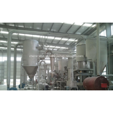 Secador de flash de spinning de carbonato de manganês