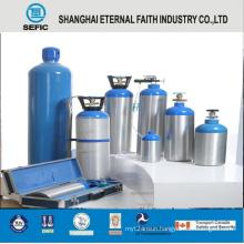 High Pressure Portable Aluminum Gas Tank