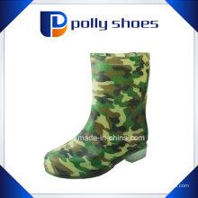 Trabalho PVC Rain Shoes Botas