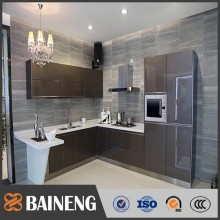 Custom Kitchen Cabinets of modular high gloss glass for affordable modern kitchen cabinets