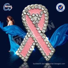 Großhandelsgewohnheit hilft Logo-Bandabzeichen