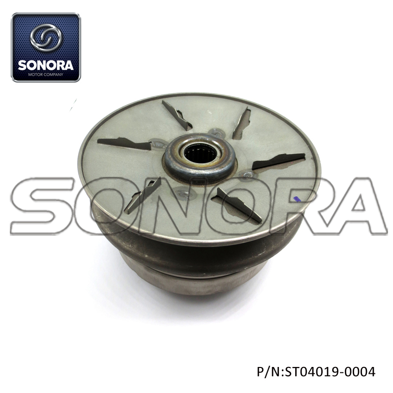 ST04019-0004 SH125 CLUTCH,REAR PULLEY (2)