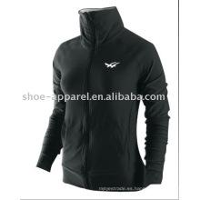 2013-2014 nombre de marca chaqueta deportiva barata para las mujeres, chaqueta de entrenamiento