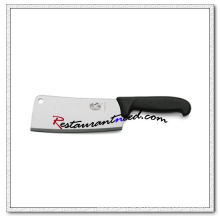 U358 7'' Cleaver With Plastic Handle