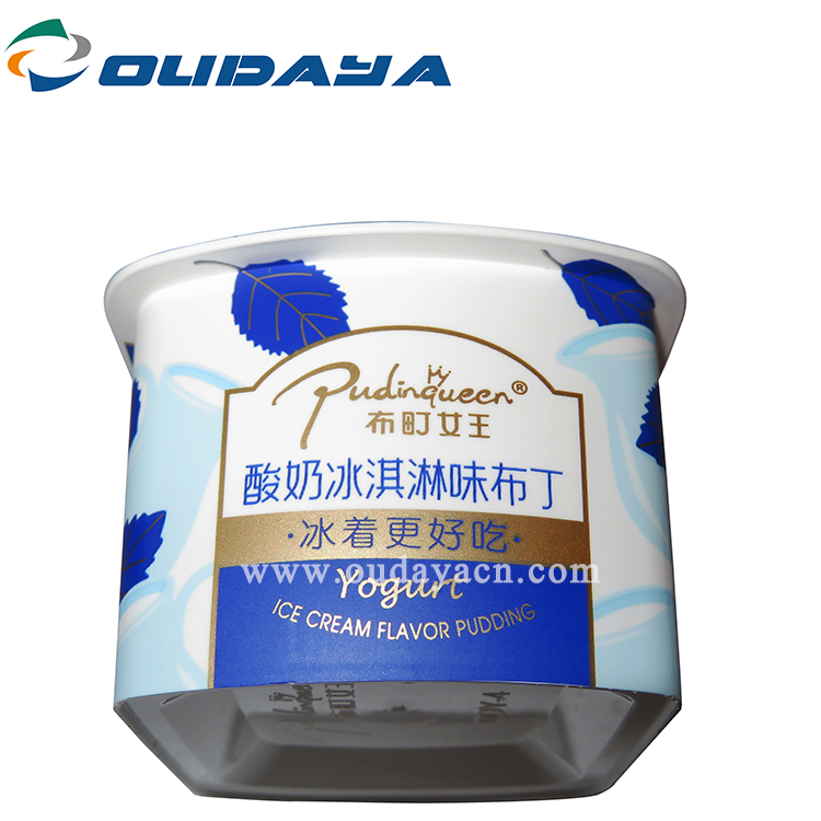 In Mould Label Cup