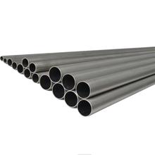 Tubo de titânio Tubo de liga de aço sem costura
