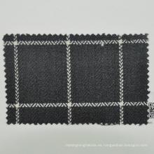 tela de lana de la chaqueta de caza de hilo de torsión fuerte de calidad superior