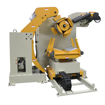 Hydraulic Coil Decoiling Machine untuk press line
