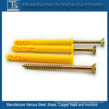 Galvanized Csk Head Screw Nail Anchor