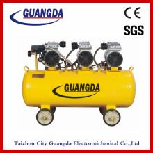 90L 0,85 * 3 Безмасляный бесшумный воздушный компрессор (GDG90)