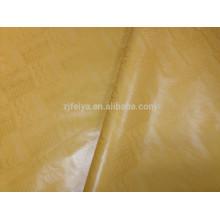 Guinea brocado shadda bazin riche 10 metros / bolsa de alta calidad 100% algodón tela africana