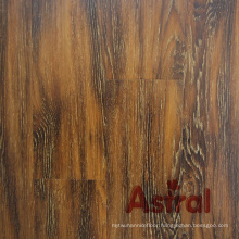 Handscraped Grain Surface (U Groove) Laminate Flooring (9105)