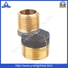 Latón accesorios de tubería mal colocados (YD-6008)