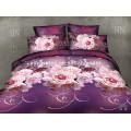 fully polyester king queen double size 3d bedding set