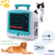 Multi-Parameter Portable Veterinary Monitor (THR-PM-V601M)