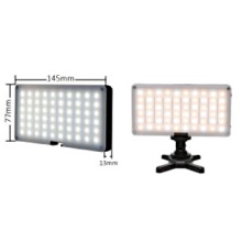 Hot Sale 13W Double Color Temp AC/DC Smartphone LED Light for Vlog Twitter