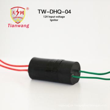 Encendido de alto voltaje universal de impulsos para la adsorción electrostática