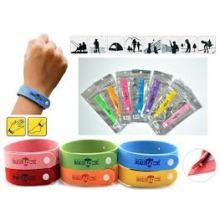Bracelet / bracelet / bracelet moustiques d'huile de citronnelle normale anti-moustique