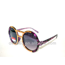 2014 italian designer sunglasses round frame for wholesale